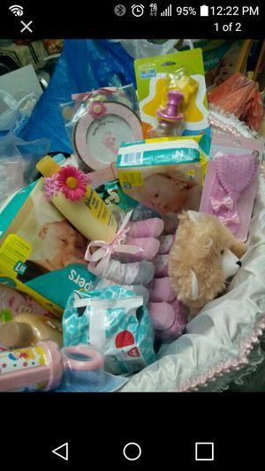 Fully loaded girls basket for Sale in Tampa, FL