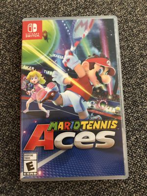 Super Mario Aces game Nintendo Switch for Sale in San Francisco, CA
