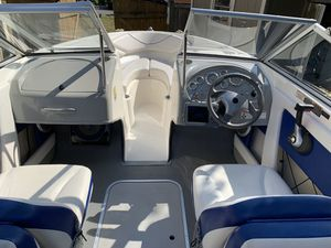 2008 boat open bow Bayliner discovery 195 with Karavan galvanized trailer/ 3.0 mercury engine (read description) for Sale in Kent, WA