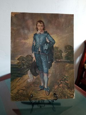 The famous Blue Boy Print at June's Online Consignment Shop like us on Facebook for Sale in Neenah, WI