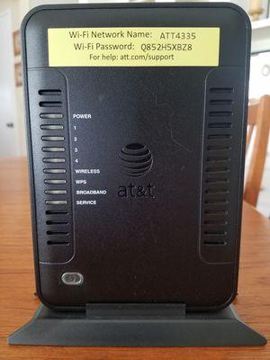 Router/Modem Netgear / ATT for Sale in Lake Worth, FL