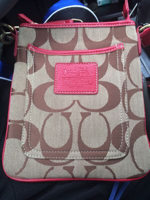 Coach bag for Sale in Durham, NC