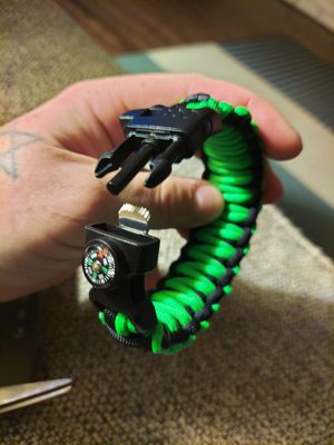 Survival bracelets and key chains for Sale in Kent, WA