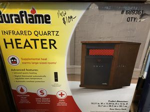 Heater for Sale in Homer, NY