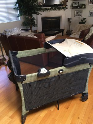 Graco Pack n Play with Accessories for Sale in San Diego, CA
