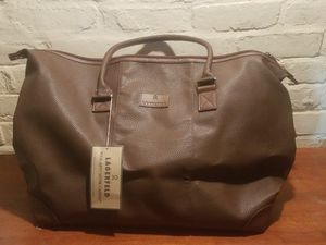Lagerfeld Brown Leather tote bag for Sale in Noblesville, IN