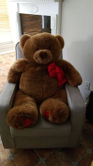 Giant teddy bear for Sale in Garland, TX