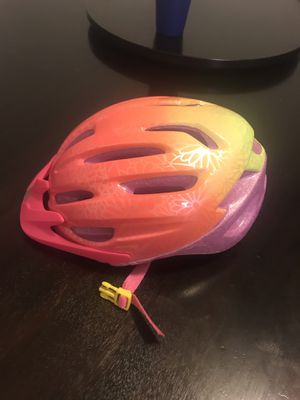 Girls bike helmet for Sale in Chantilly, VA