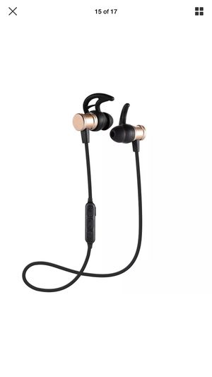 Magnetic Wireless Bluetooth Sport Headphones for Sale in Maitland, FL