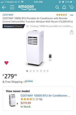 COSTWAY Air Conditioner for Sale in Lakewood, CA