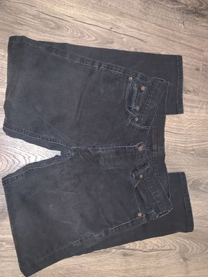 LEVI black jeans for Sale in Westminster, CA