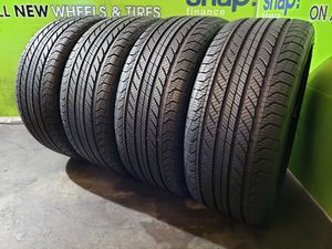 Four 245/40/18 *HIGH TREAD* CONTINENTAL PROCONTACT GX SSR RUN FLAT, 100 DAY WARRANTY, FREE MOUNT AND BALANCE!! for Sale in Tampa, FL