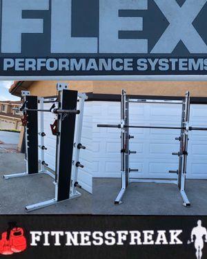 FLEX FITNESS COUNTER BALANCED SMITH MACHINE for Sale in El Cajon, CA