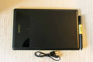 Wacom Graphic Tablet Bamboo Pen for Sale in Washington, DC
