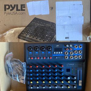 Pyle Audio Mixer for Sale in Murfreesboro, TN