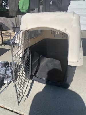Large dog crate for Sale in Vacaville, CA
