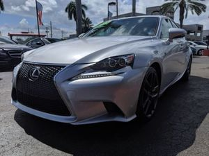 2014 Lexus IS 350 for Sale in Hollywood, FL