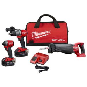 Milwaukee M18 fuel tool combo kit for Sale in Eugene, OR