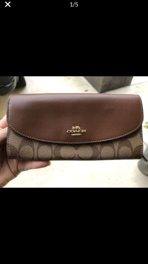 Coach wallet new for Sale in Battle Ground, WA