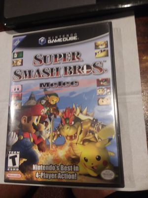 Smash bros mele 100% mint for Sale in Townsend, MA