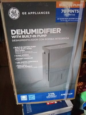 Ge dehumidifier brand new for Sale in Columbus, OH