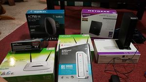 Modem, router, modem + router for Sale in Everett, WA