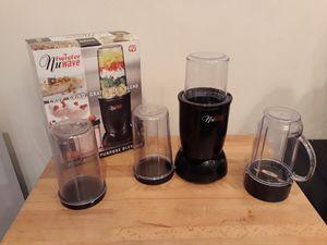 Nuwave twister blender 8 piece multi- purpose blender for Sale in Warren, MI