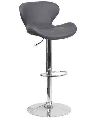 Adjustable Flash Furniture Gray Stool for Sale in Draper, UT
