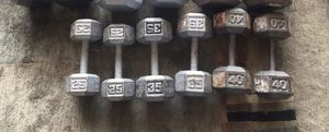 Dumbbells for Sale in Madera, CA