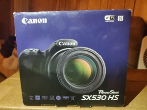 Canon powershot sx530 hs for Sale in Compton, CA