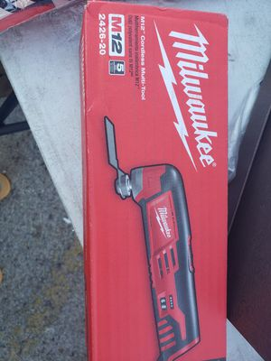 M12 cordless multi tooll for Sale in Humble, TX