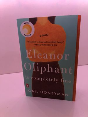 Eleanor Oliphant is completely Fine book for Sale in Midland, MI