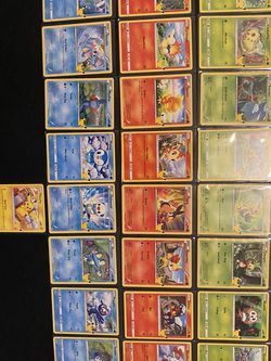 Pokémon 25th Anniversary McDonalds Promo Non Holo Complete Set for Sale in Miami,  FL