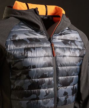 Superdry Mountain Softshell Hybrid Hoodie Jacket - BRAND NEW WITH TAG - Men's Size MEDIUM for Sale in Gaithersburg, MD