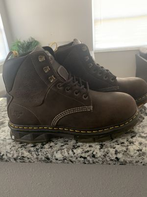 Brand new steel toe Dr Marten work boots. Size 11 for Sale in Clearwater, FL