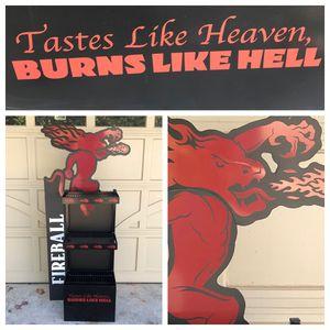 Fireball shelf for Sale in Tulsa, OK