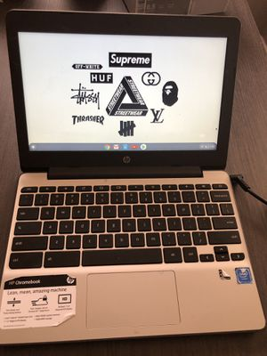 HP 4gb Chromebook for Sale in Indianapolis, IN