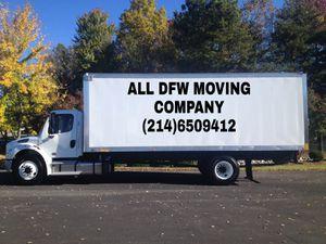 All DFW Moving Company for Sale in Dallas, TX