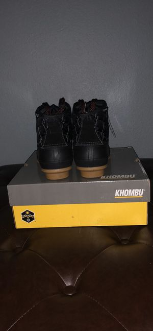 Khombu boots size 9 for Sale in Dallas, TX