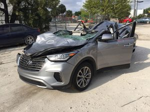 2018 Hyundai SantaFe for parts oem part parting out for Sale in Miami, FL