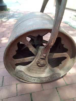Antique Dunham lawn roller for Sale in Pittsburgh, PA