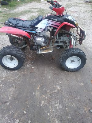 Four wheeler 250cc doesn't run. No corre for Sale in Houston, TX