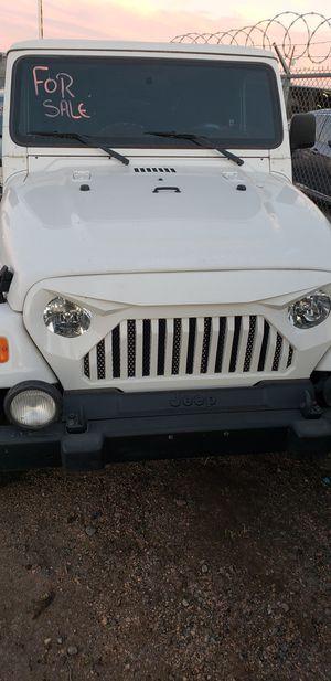 Jeep v6 4x4 200k for Sale in Phoenix, AZ