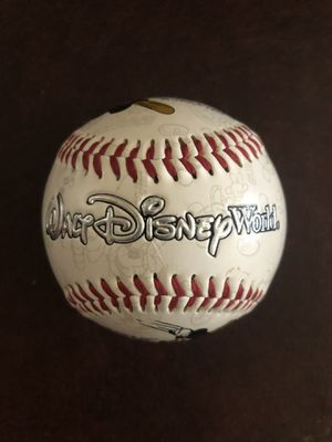Walt Disney World Rare Mickey Mouse Baseball for Sale in Mason, OH