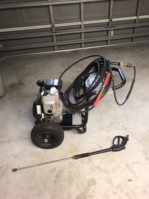 Simpson pressure washer for Sale in Riverview, FL