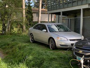 2006 Chevy Impala for Sale in Longview, WA