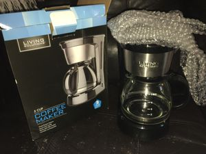 Personal camper style coffee pot, US plugin for Sale in Charleston, SC
