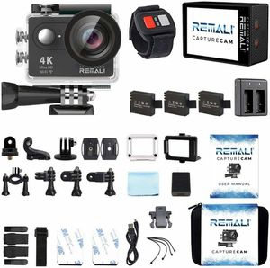 Camera 4k action capturecam Remali for Sale in La Mesa, CA