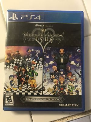 Kingdom hearts 1.5 2.5 remix PS4 for Sale in Bakersfield, CA