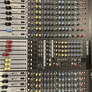 Allen and Heath GL 2400 32-channel Mixer for Sale in Bristol, CT